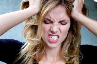 Woman-Angry